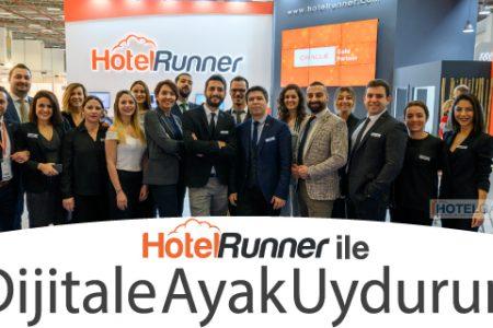 Hotel Runner ile Dijitale Ayak Uydurun