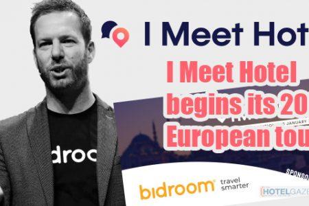 I Meet Hotel begins its 2020 European tour