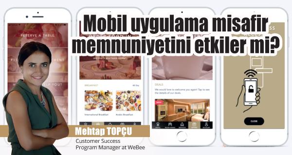Mobil uygulama misafir memnuniyetini etkiler mi?