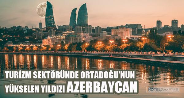 TURİZM SEKTÖRÜNDE ORTADOĞU'NUN YÜKSELEN YILDIZI AZERBAYCAN
