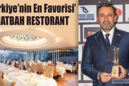 'Türkiye'nin En Favorisi' MATBAH RESTORANT