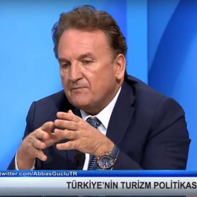 Genç Bakış'ın konuğu Turizmde Yeni Hamle ve Hareket Platformu Başkanı Hüseyin Baraner