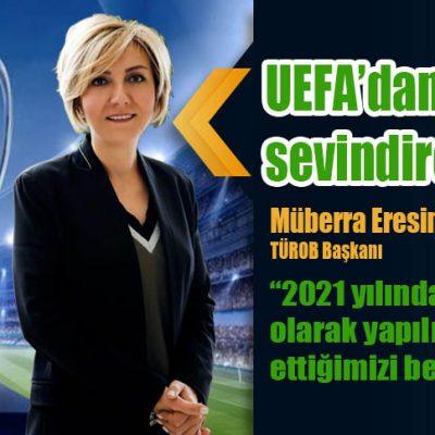 UEFA'dan turizmciyi sevindiren karar