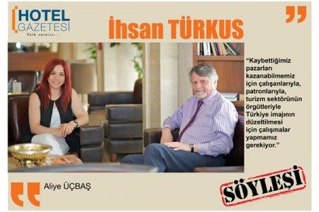 İhsan TÜRKUS ile Turizm…