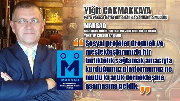 MARSAP Dernekleşiyor, proje ve faaliyetlerine hız verdi