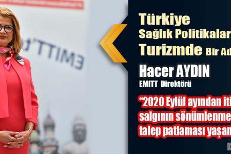 Türkiye, Sağlık Politikaları ile Turizmde Bir Adım Önde