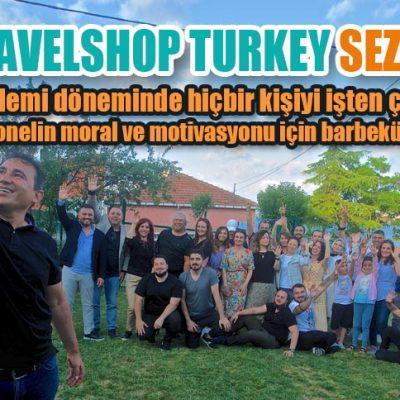 TRAVELSHOP TURKEY SEZONU AÇTI