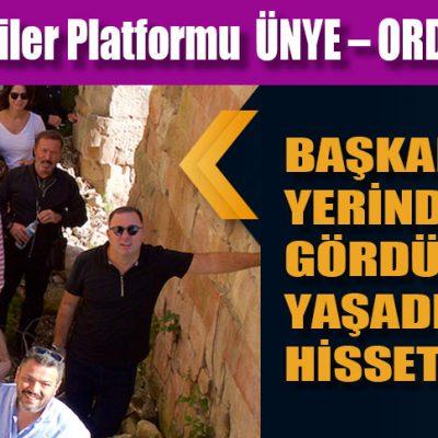Oldcity Otelciler Platformu  ÜNYE – ORDU'ya açıldı