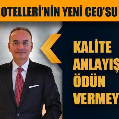ELİTE WORLD OTELLERİ'NİN YENİ CEO'SU EYÜP BABÜR