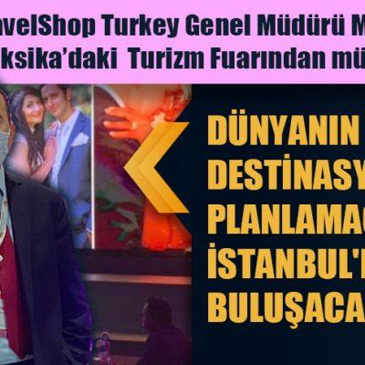 DÜNYANIN EN İYİ DESTİNASYON DÜĞÜN PLANLAMACILARI İSTANBUL'DA BULUŞACAK!
