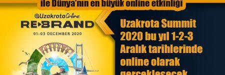 100 bin kişi, 300 konuşmacı, 250 stand ve tematik 7 sahne ile Dünya'nın en büyük online etkinliği