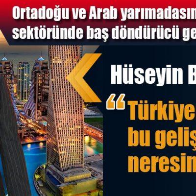 """""""Türkiye olarak bu gelişmelerin neresindeyiz?"""""""