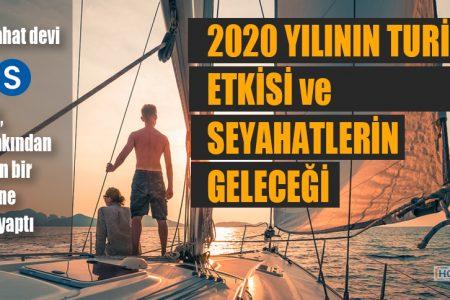 2020 YILININ TURİZME ETKİSİ ve SEYAHATLERİN GELECEĞİ
