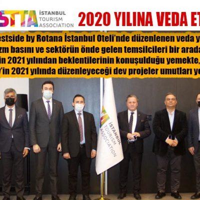 İSTTA 2020 YILINA VEDA ETTİ