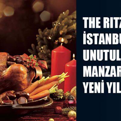 THE RITZ-CARLTON İSTANBUL'DAN YENİ YIL MASALI