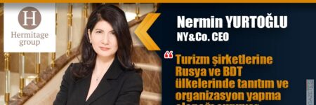 NY&CO, HERMİTAGE GROUP'UN PARTNERİ OLDU