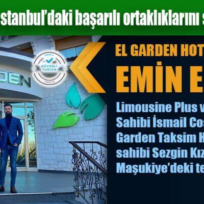 EL GARDEN HOTEL & RESİDENCE EMİN ELLERDE
