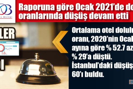 OTELLER BOŞ KALDI