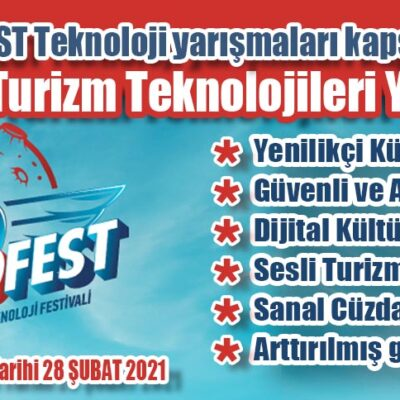 Kültür ve Turizm Teknolojileri Yarışması