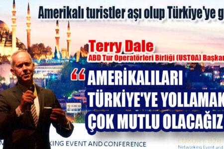 Amerikalı turistler aşı olup Türkiye'ye gelecek