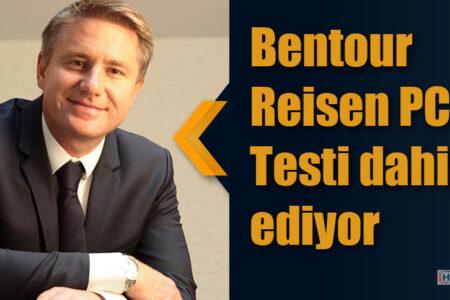 Bentour Reisen PCR Testi dahil ediyor