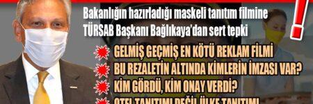 ETS TUR REKLAMI YAPAR GİBİ ÜLKE TANITIMI YAPILMAZ!