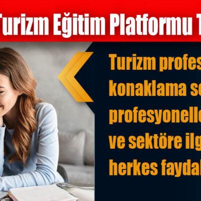 Hotel.school, İsviçre, Yeni nesil Turizm Eğitim Platformu Türkiye'de!