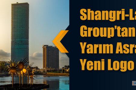 Shangri-La Group'tan Yarım Asra Yeni Logo