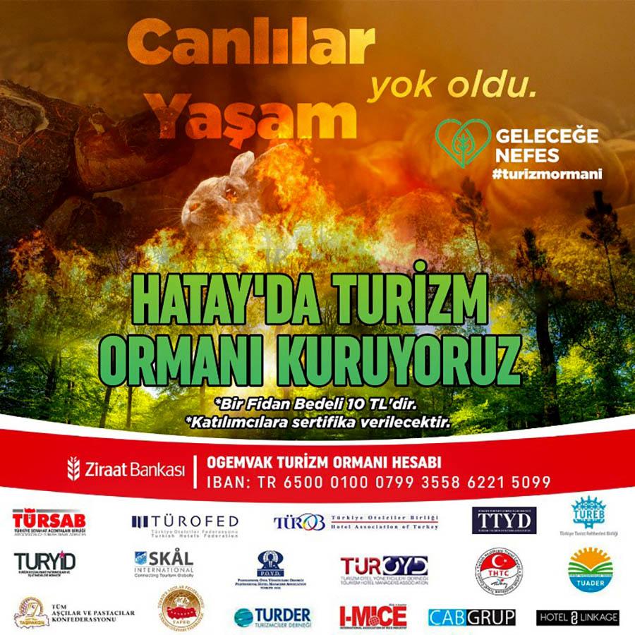 Doğa, Turizm ve Turizm Ormanı Projesi