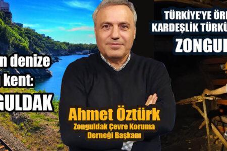 Yeşilin denize aktığı kent: Zonguldak