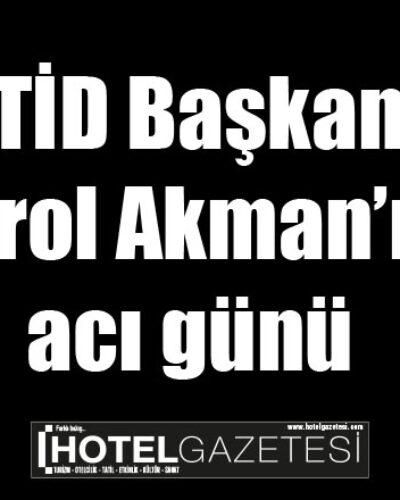 Otel Gazetesi / Turizmin Basılı Tek Gazetesi