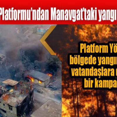 OldCity Otelciler Platformu'ndan Manavgat'taki yangınzedelere destek