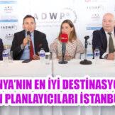 Dünya'nın en iyi Destinasyon Düğün Planlayıcıları Istanbul'da!