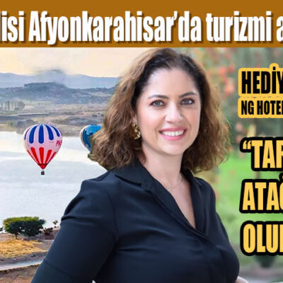 Tarihi Frig Vadisi Afyonkarahisar'da turizmi atağa kaldırdı