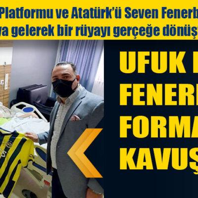 OldCity Otelciler Platformu ve Atatürk'ü Seven Fenerbahçeliler Derneği bir araya gelerek bir rüyayı gerçeğe dönüştürdüler