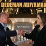 PARK DEDEMAN ADIYAMAN'DA